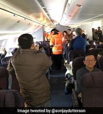 Passengers Shiver In 16-Hour Wait Inside Plane On Frigid Canadian Tarmac