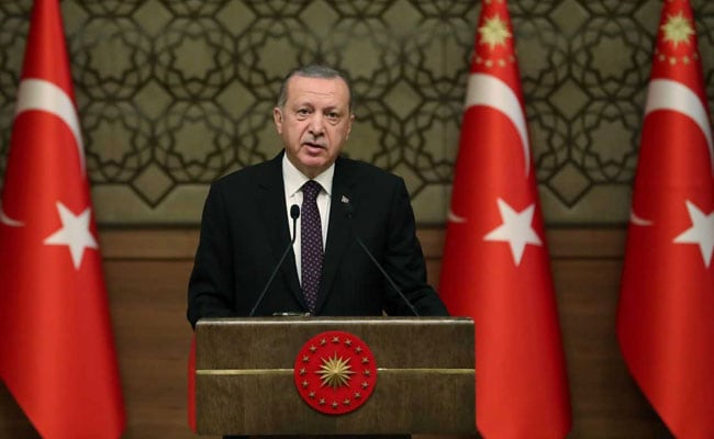 Turkish President Recep Tayyip Erdogan Vows Action Against Charlie Hebdo Cartoon On Him