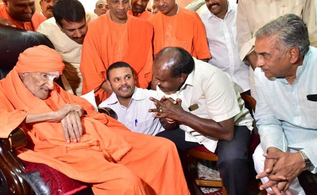 'Divine Soul': 111-Year-Old Lingayat Seer Who United Political Parties