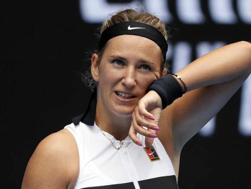 Victoria Azarenka breaks down in tears after Australian Open exit