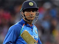 MS Dhoni Becomes Fourth Indian To Achieve Stunning Feat In Australia