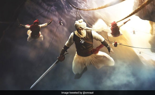Taanaji: The Unsung Warrior Director Shares A Still From The Film Featuring Ajay Devgn