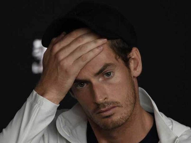 "Andy Murray To Make Career Decision ""Within A Week"" After Australian Open Exit"