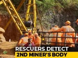 "Video : Second Body Detected Inside ""Rat-Hole"" Mine Where 15 Miners Were Trapped"
