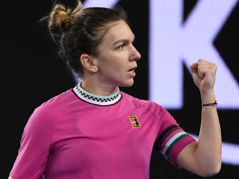 Australian Open 2019: Top Seed Simona Halep Cools Expectations After Early Scare