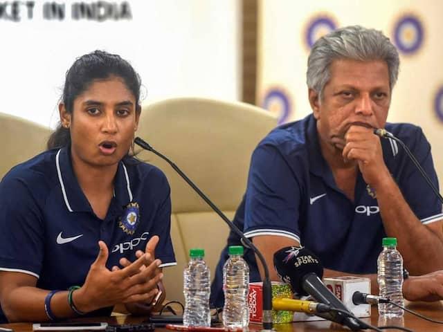 Expecting WV Raman To Make A Big Difference, Says Mithali Raj