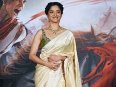 Yes, <i>Manikarnika</i> Actress Ankita Lokhande 'Is In Love.' But Wedding Plans? She Says...