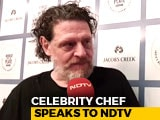 Video : Marco Pierre White In India For The First Time, Says Food Revolution Is Going On Here