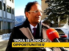 Video: A Lot Of Optimism About Indian Economy In Davos: SpiceJet's Ajay Singh