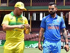 India vs Australia, Highlights 1st ODI: Rohit Sharma