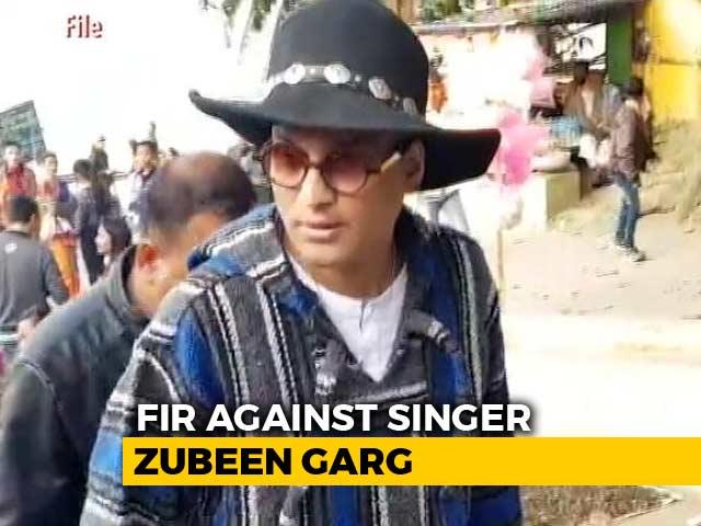 Video : Case Against Assamese Singer For Alleged Remarks On Bharat Ratna