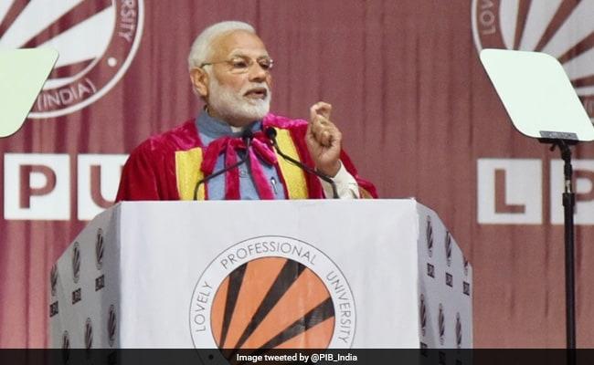 PM Modi Adds Jai Anusandhan To Jai Jawan, Jai Kisan And Jai Vigyan