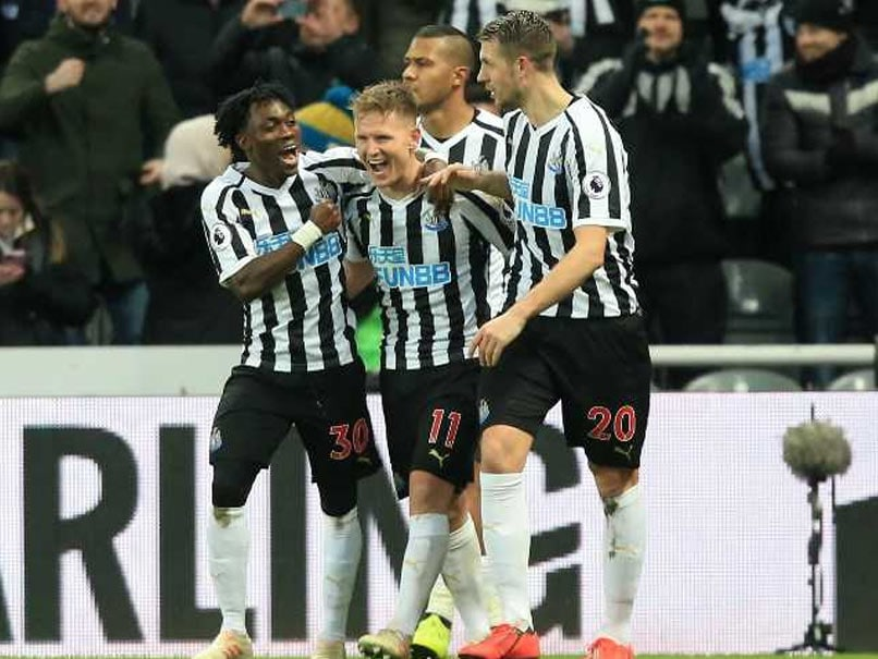 Premier League: Manchester Citys Title Bid Rocked By Newcastle, Manchester United Stage Late Escape