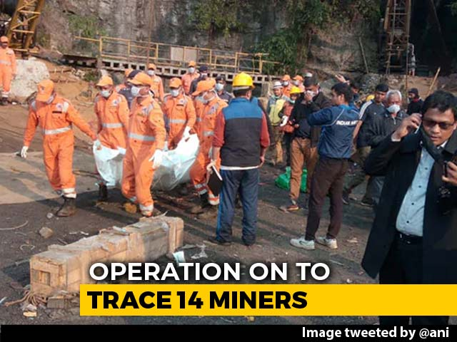"Video : Miner Whose Body Was Retrieved From ""Rat Hole"" Mine Identified By Family"