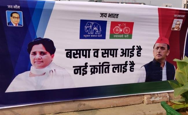 Collaboration Confirmed. Mayawati, Akhilesh Yadav To Contest Equal Seats