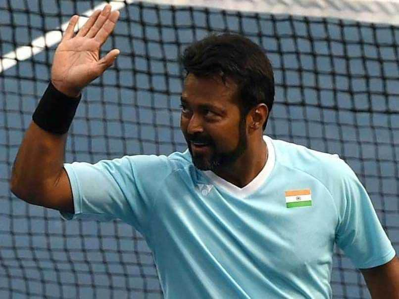 Leander Paes, 45, Leaves Twitter In Awe With Acrobatics At Australian Open. Watch