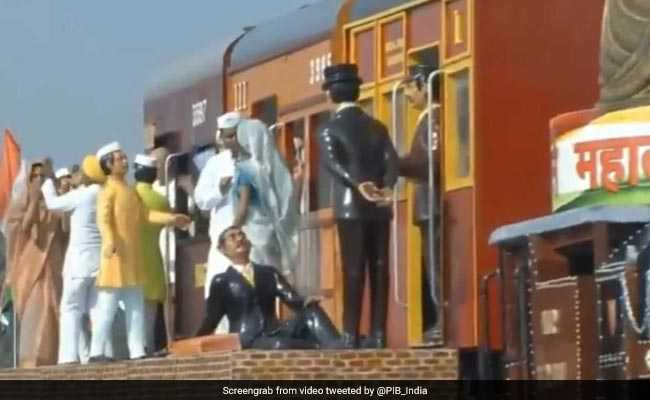 Indian-Origin South Africans Moved By Tableau On Mahatma Gandhi's Life