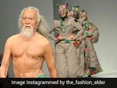 For China's Senior Catwalk Models, Age Is Just A Number