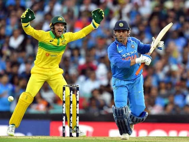 """""""We Were Lucky To Get MS Dhoni Out"""": Australia Fast Bowler Jhye Richardson"""