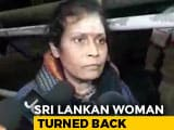 Video : Sri Lankan Woman, 46, Denied Entry To Sabarimala Temple Amid Protests