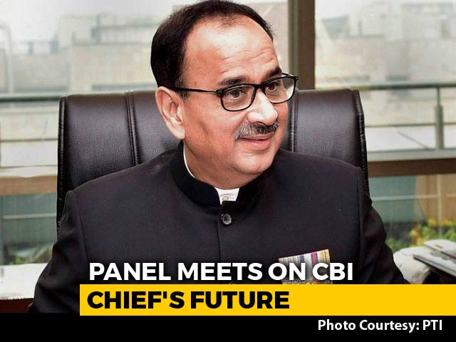 Video : Day After Returning To Work, CBI Chief Alok Verma Transfers 5 Officers