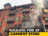 Video : Major Fire At Kolkata Garment Store, Nearby Shops Destroyed