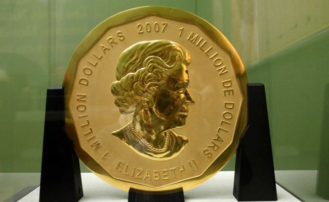 Berlin 'clan' members accused of stealing giant £3.4m coin