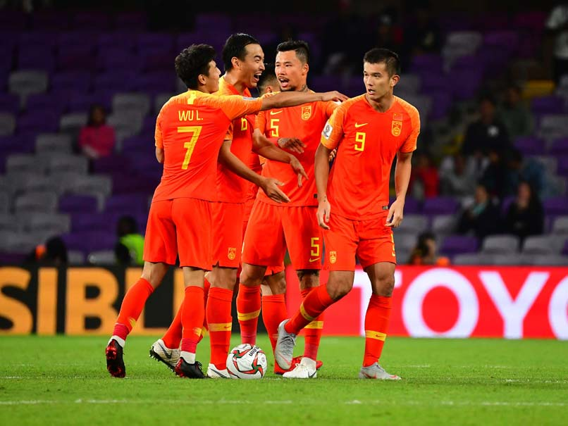 China Roar Back From Behind Against Thailand To Reach Asian Cup Quarters