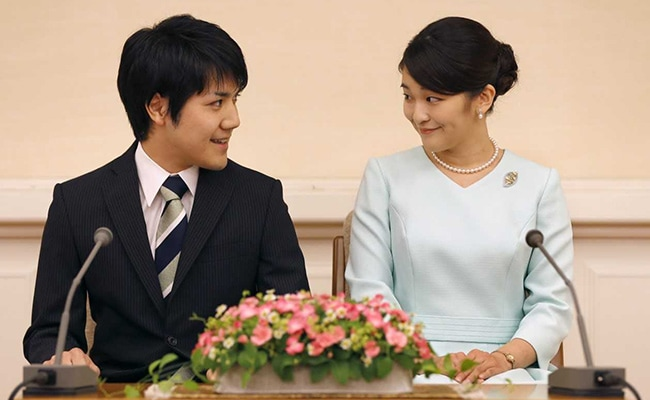 Japanese Princess Set To Marry Her Commoner Fiance On October 26