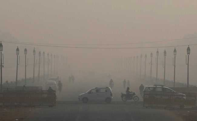 Delhi Air Quality In 'Poor' Category, Likely To Improve In Coming Days