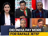 Video: Report Claims 41% More Paid For Each Rafale Jet: Congress Right In Asking For A Parliament Probe?