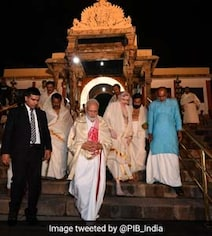'Cut From List': Shashi Tharoor Says Not Allowed Into Temple With PM Modi