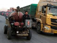 China To Crack Down On Diesel Trucks, Raise Fuel Standards