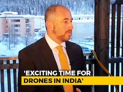 Video: WEF's Timothy Reuter On Economic Benefit Of Drone Technology