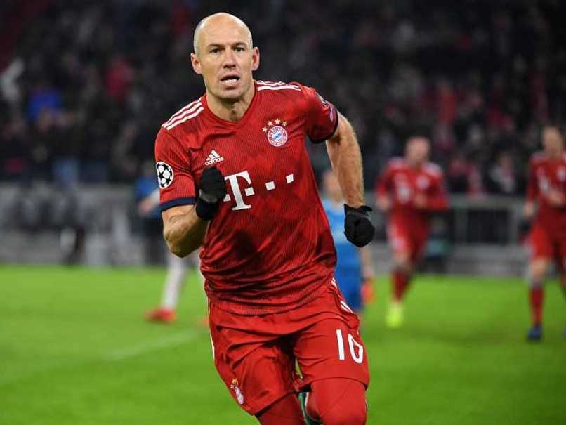 Arjen Robben Mulling Tokyo Move After Bayern Munich Exit: Reports