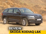 Skoda Kodiaq Laurin And Klement Review