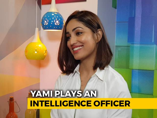 Army Jawans Who Watched Uri Have Loved The Film: Yami Gautam