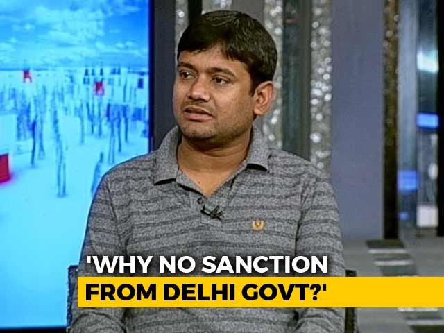 Video : JNU Sedition Row: Cops Questioned For Filing Chargesheet Without Sanction