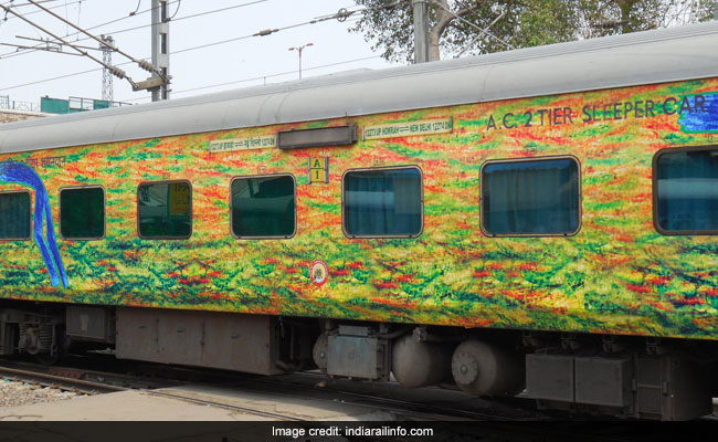 Four Run Over By Mumbai-Howrah Duronto Express In Jharkhand
