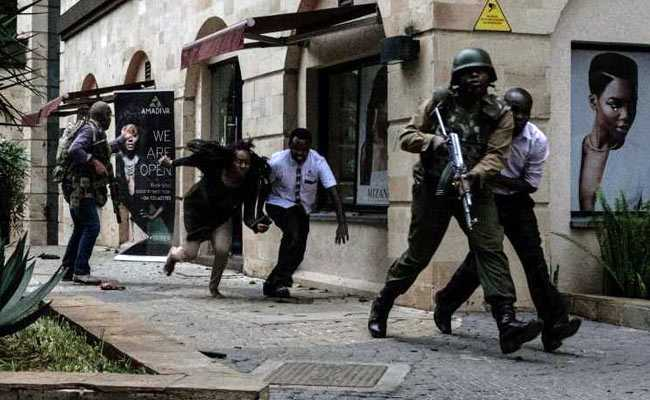 15 Dead In Ongoing Terrorist Attack On Upmarket Nairobi Hotel Complex