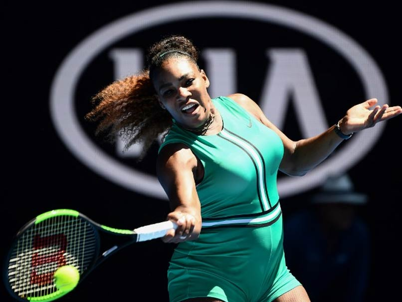 Serena Williams consoles teen opponent at Australian Open: 'Don't cry'