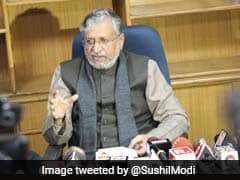 On Shaheen Bagh Protests, BJP's Sushil Modi Offers A Different Take