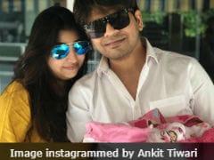 Ankit Tiwari And Wife Pallavi Welcome Baby Girl, Mahesh Bhatt Names Her Arya