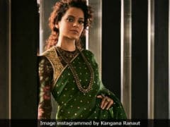 <i>Manikarnika</i> Star Kangana Ranaut Says 'People Are Waiting For Me To Fail'