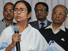 "Ahead Of ""United India"" Rally, Mamata Banerjee Predicts BJP Fortune"