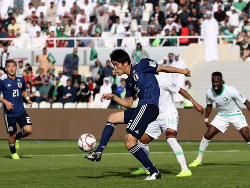 Japans Takehiro Tomiyasu Sends Saudis Spinning Out Of Asian Cup
