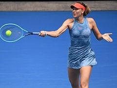63906052226f Australian Open  Maria Sharapova Upsets Defending Champion Caroline  Wozniacki