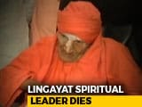 Video : Seer Shivakumara Swami, Padma Bhushan Winner, Touched Lives Of Millions