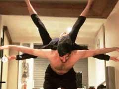 सुष्मिता सेन ने बॉयफ्रेंड को बनाया जिम पार्टनर, इस अंदाज में किया बर्थडे विश Video देख कहेंगे OMG