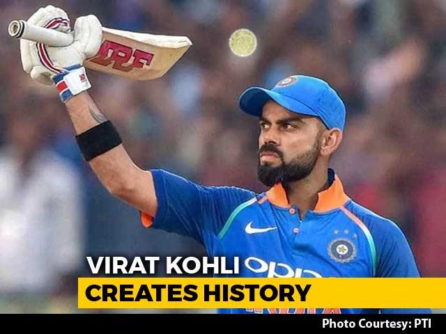 Video : Virat Kohli Wins Top ICC Awards, Makes History